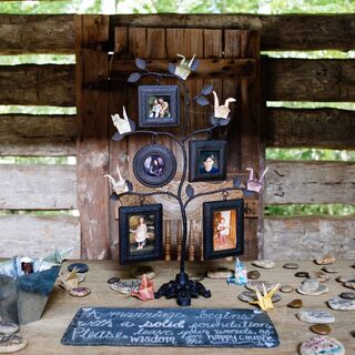 Real Alternative Wedding Guest Books