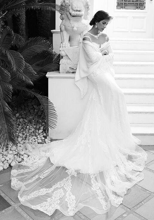 4bbfe0582026 Alessandra Rinaudo Collection LUISETTA AR 2018 Wedding Dress - The Knot
