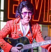 "Elgin, IL Elvis Impersonator | John ""Elvis"" Lyons &/or Jonathan Cash/Elvis Lyons"