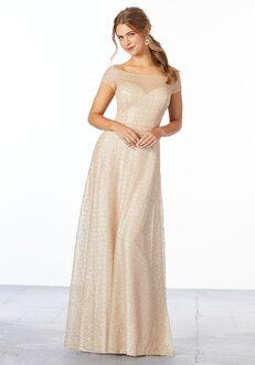 Morilee by Madeline Gardner Bridesmaids 21652 - Morilee by Madeline Gardner Bridesmaids Illusion Bridesmaid Dress