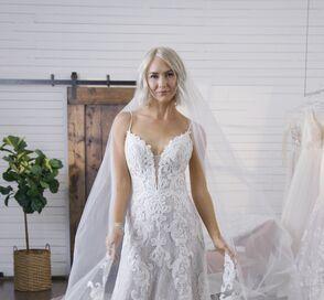 9 Best Wedding Dresses Under 1 000 The Independent