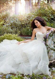 Jim Hjelm 8554 A-Line Wedding Dress