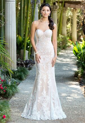 IVOIRE by KITTY CHEN SAMANTHA, V1606 Sheath Wedding Dress