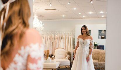 Cloud Nine Bridal Boutique - The Knot