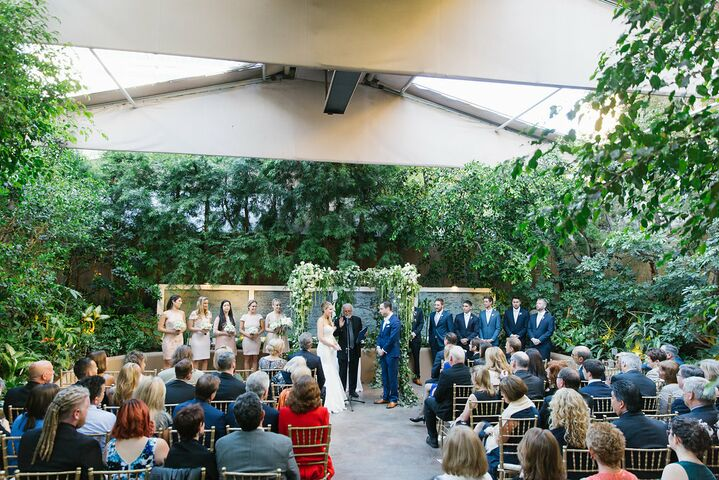 Santa Monica Wedding