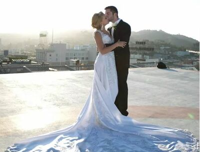 Bridal Heirloom by Alice Schafer