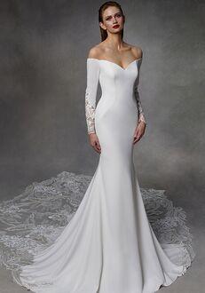 Badgley Mischka Bride Dinah Mermaid Wedding Dress