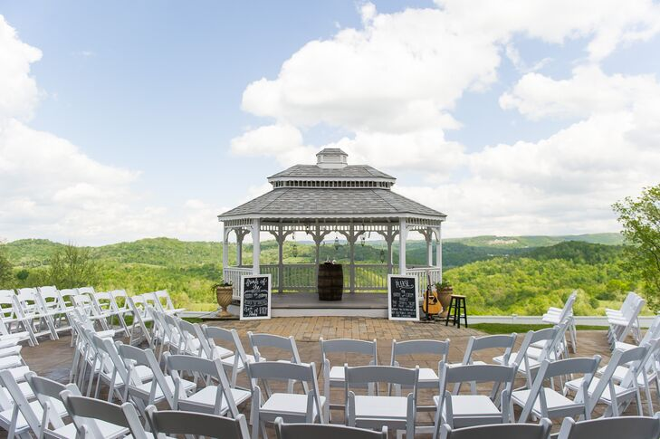 Benton Grove Outdoor Ceremony