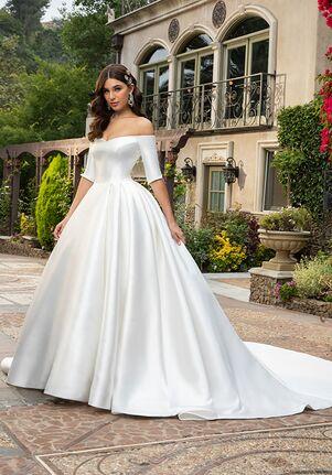 Casablanca Bridal 2415 Macy Ball Gown Wedding Dress
