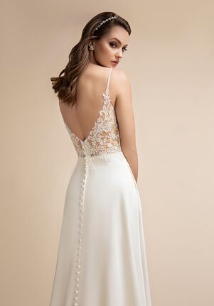 Moonlight Tango T905 A-Line Wedding Dress