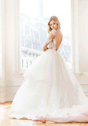 Blush by Hayley Paige Pippa 1652 Ball Gown Wedding Dress