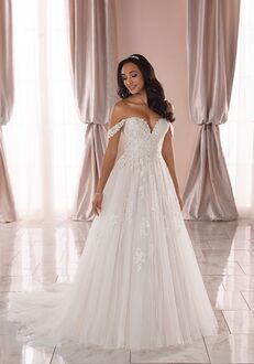 Stella York 6809 Ball Gown Wedding Dress
