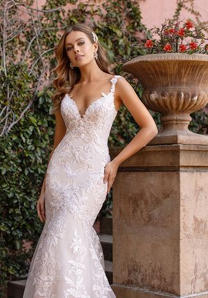 Val Stefani FYNN Mermaid Wedding Dress