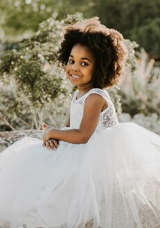 FATTIEPIE Janelace Flower Girl Dress