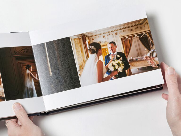 The Best Wedding Photo Albums For Every Style And Budget Wedding Photograpy