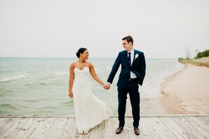 Destination Wedding in Northern Michigan