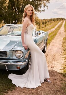 Mikaella 2285 Mermaid Wedding Dress