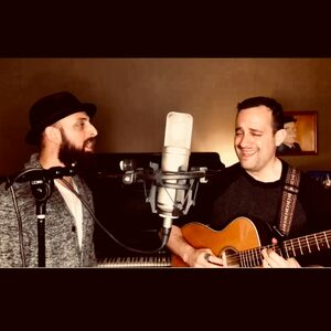 La Jolla, CA Americana Band | John & Konstantin