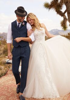 Morilee by Madeline Gardner Rebecca | 2071 A-Line Wedding Dress