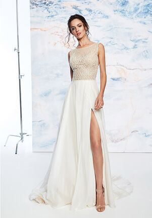 Justin Alexander Signature Basel A-Line Wedding Dress