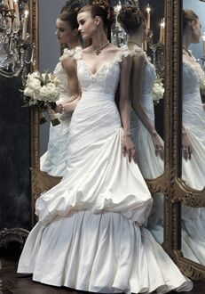 Amaré Couture B067 Mermaid Wedding Dress