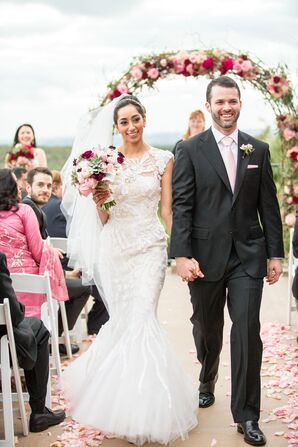 Recessional from Villa Antonia in Austin, Texas