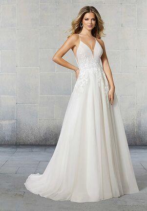 Morilee by Madeline Gardner/Voyage Skye 6921 A-Line Wedding Dress