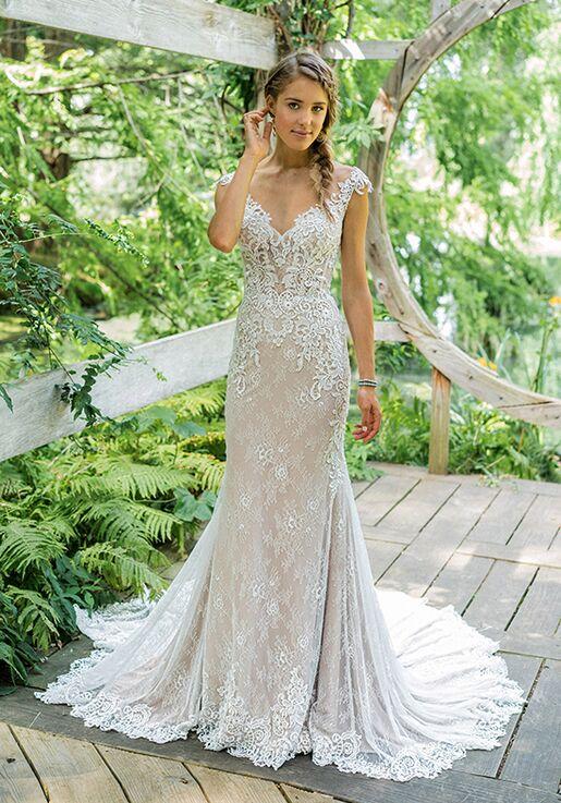 2087d990c20 Lillian West 66012 Wedding Dress - The Knot