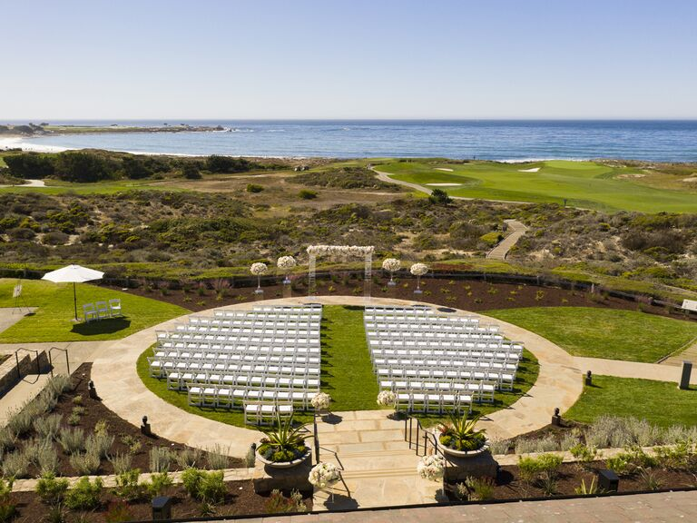 Outdoor Wedding Venues Pebble Beach