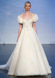 Justin Alexander Signature Tallinn Ball Gown Wedding Dress