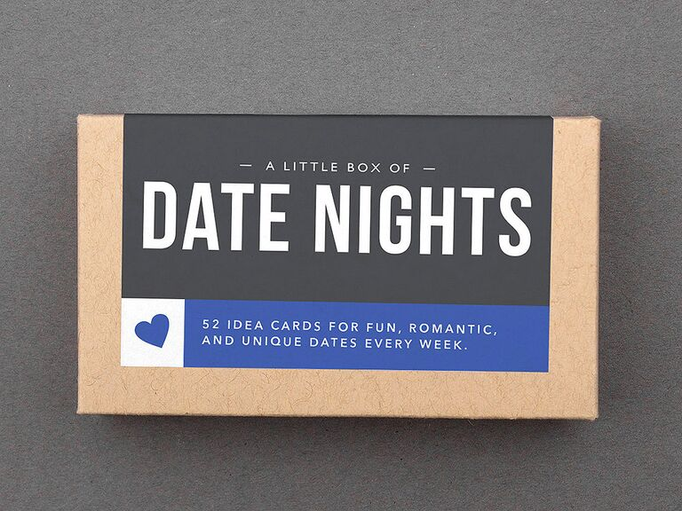 Date Ideas One Year Anniversary Gift For Him