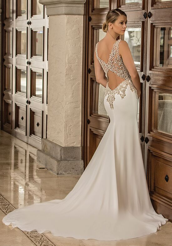 Badgley Mischka Bride Beyonce Wedding Dress - The Knot