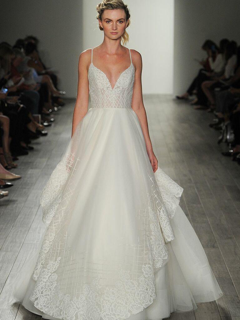 Spiksplinternieuw Winter Wedding Dresses 2013 | Midway Media CV-54