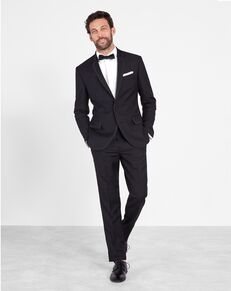 The Black Tux The Albee Outfit Black Tuxedo