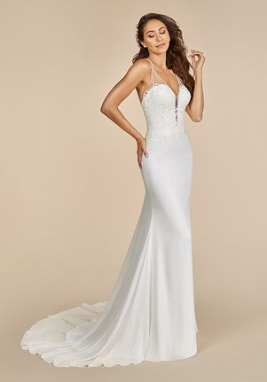 Moonlight Tango T889 Mermaid Wedding Dress