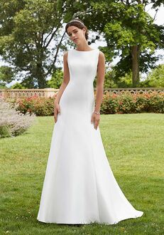 Morilee by Madeline Gardner/Blu Sandy 5804 A-Line Wedding Dress