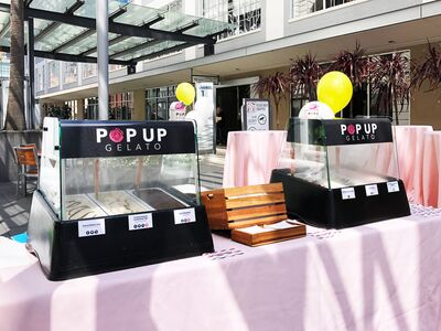 Pop Up Gelato