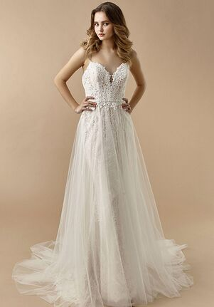 Beautiful BT20-9 A-Line Wedding Dress