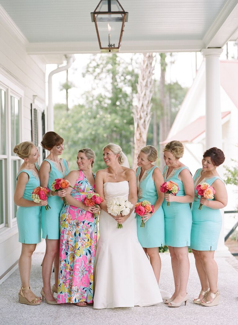 Color Crush: Caribbean Inspiration of Turquoise and Coral