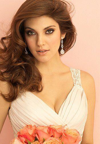 Allure Romance 2865 A-Line Wedding Dress