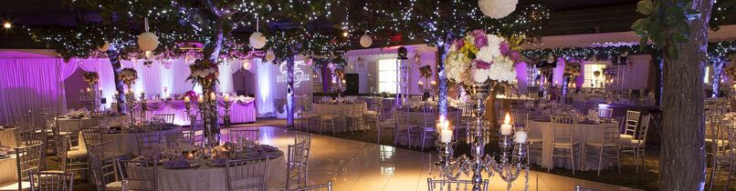 Diamond Garden Banquet. Perfect Location for your Event