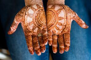 Gorgeous Henna Hands