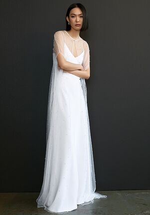Savannah Miller MARLOWE Sheath Wedding Dress