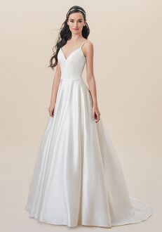 Moonlight Tango T821 A-Line Wedding Dress