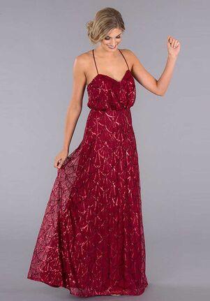 Kennedy Blue Ariel V-Neck Bridesmaid Dress