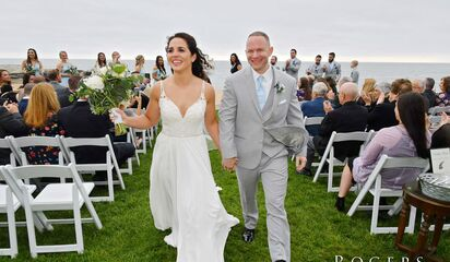 Beachfront Weddings At Madison Beach Hotel Reception