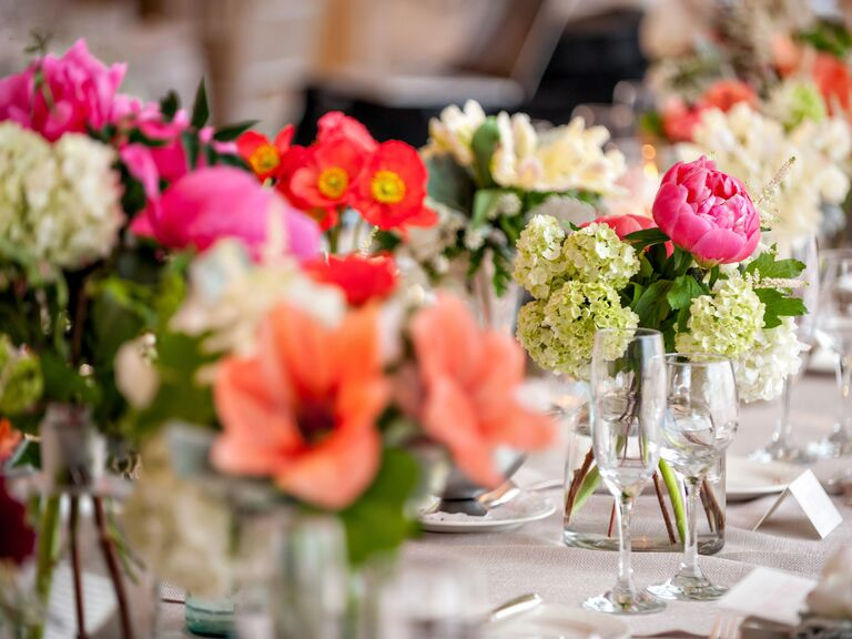 Bright Fl Centerpieces