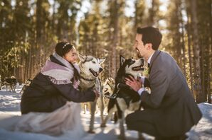 Tuyen and Simon Adventurous Wedding in Breckenridge