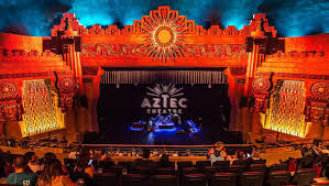 The Aztec Theatre San Antonio Tx