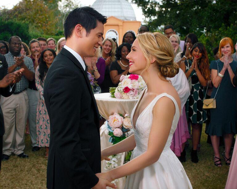 all my life movie wedding